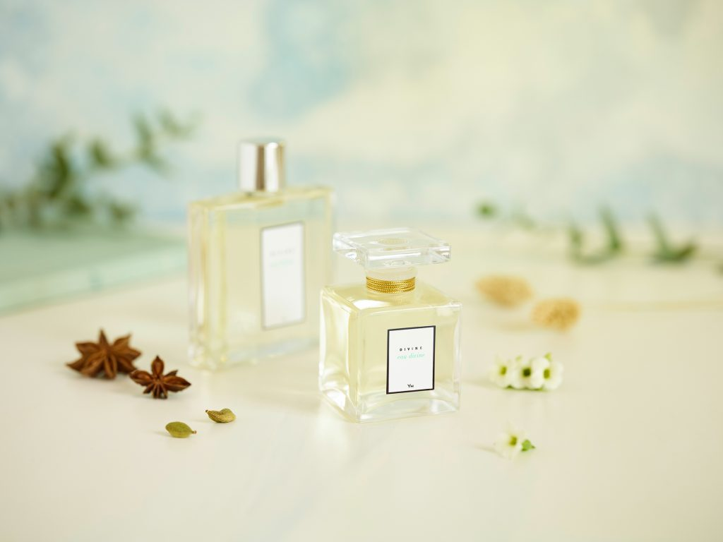 Eaux de parfum for her and for him