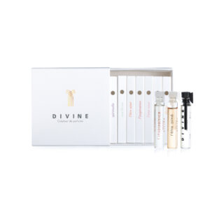 divine sample collection discovery set : choose 6 samples in 1,7 ml