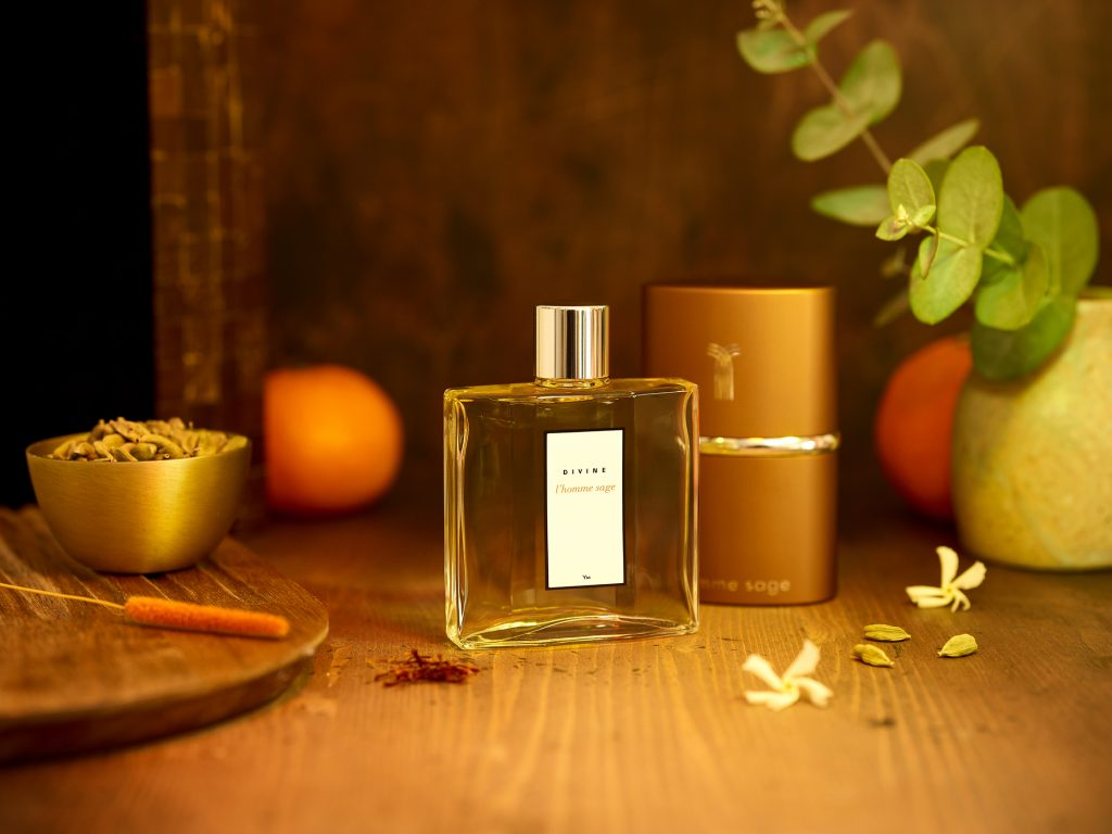 Creations l'homme sage perfume men