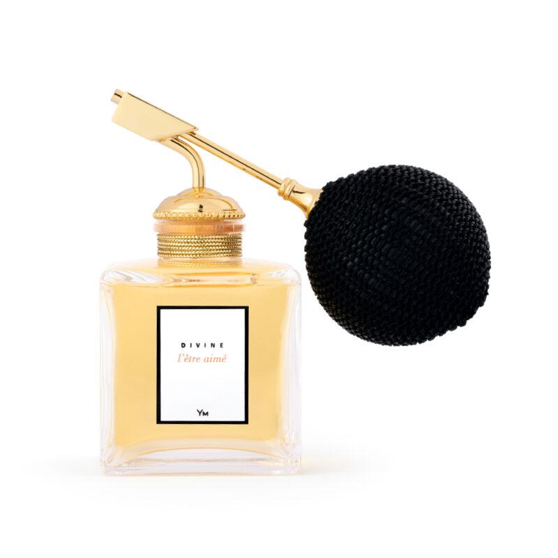 l'être aimé perfume divine + bulb spray