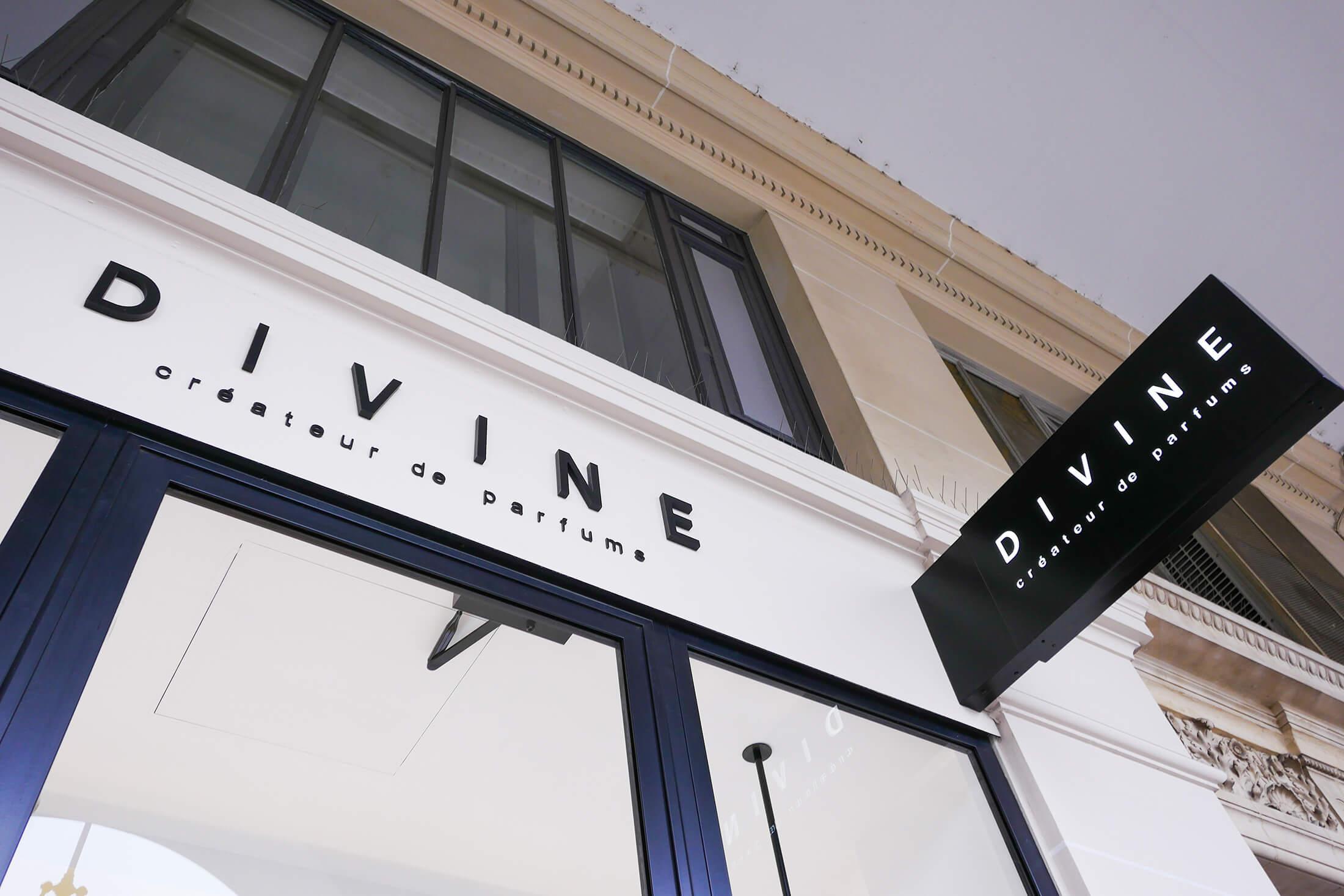 shop divine france and internationally