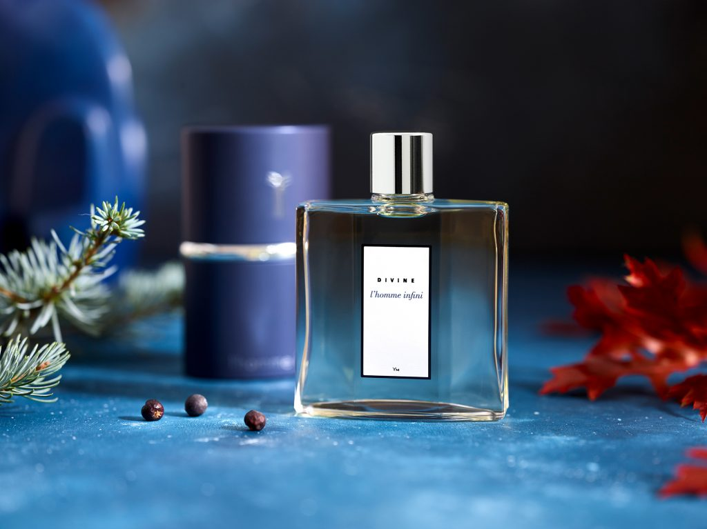 L'homme Infini perfume divine
